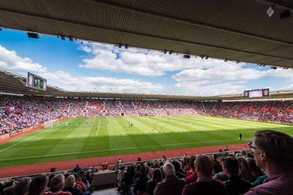 St Mary's Stadium, secção: 34
