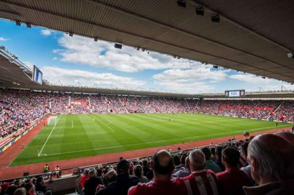 St Mary's Stadium, secção: 35