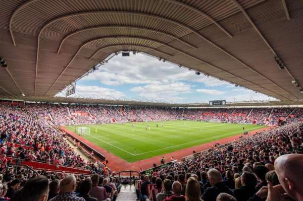 St Mary's Stadium, secção: 36