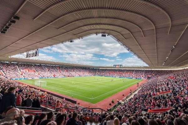 St Mary's Stadium, secção: 38