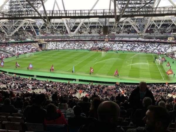 London Stadium, secção: 211