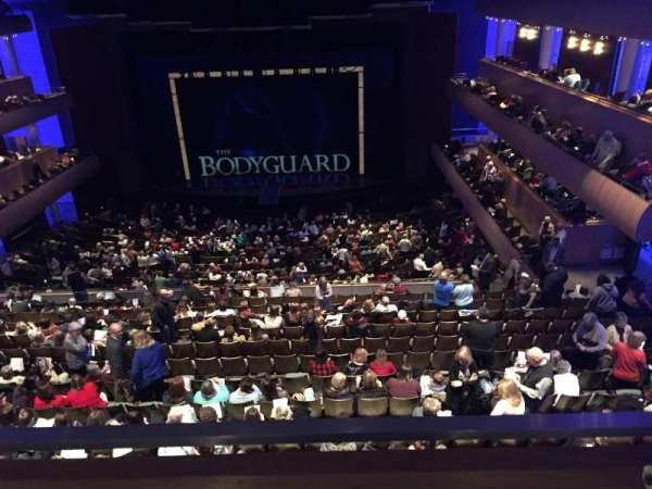 DeVos Performance Hall, secção: Balcony, fila: A, lugar: 12