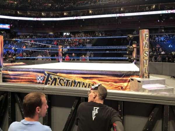 Nationwide Arena, secção: Floor 2, fila: C, lugar: 6