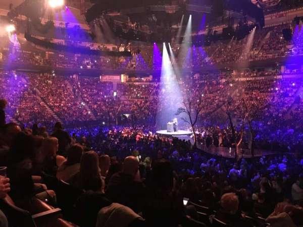 Scotiabank Arena, secção: 117, fila: 15, lugar: 15