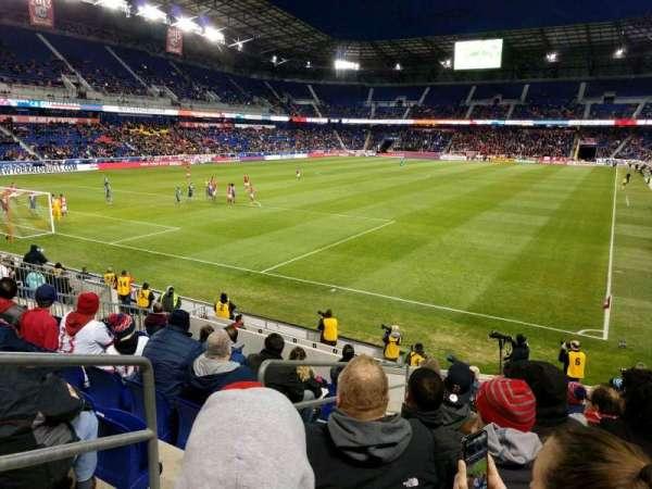 Red Bull Arena (New Jersey), secção: 115, fila: 12, lugar: 21