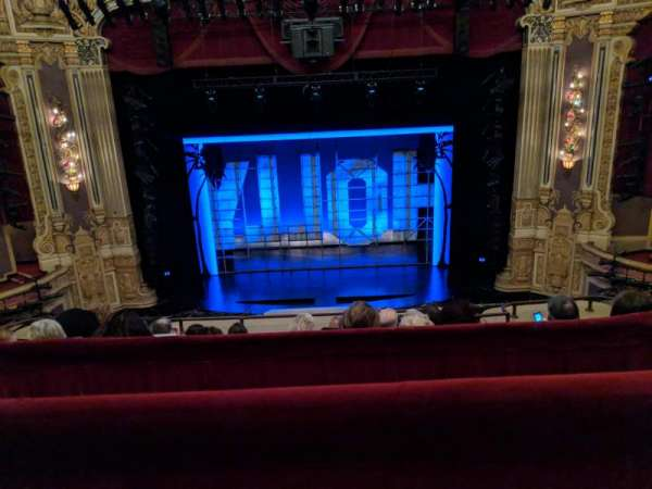 James M. Nederlander Theatre, secção: Balcony C, fila: E, lugar: 305