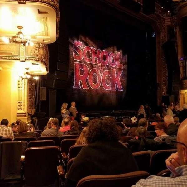 Hippodrome Theatre, secção: Left Orchestra, fila: N, lugar: 23