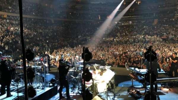 Madison Square Garden, secção: 112, fila: 7, lugar: 14