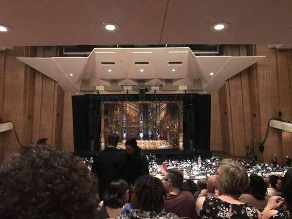 Keller Auditorium, secção: 1st Balcony C, fila: H, lugar: 6