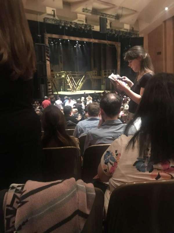 Keller Auditorium, secção: Orchestra A