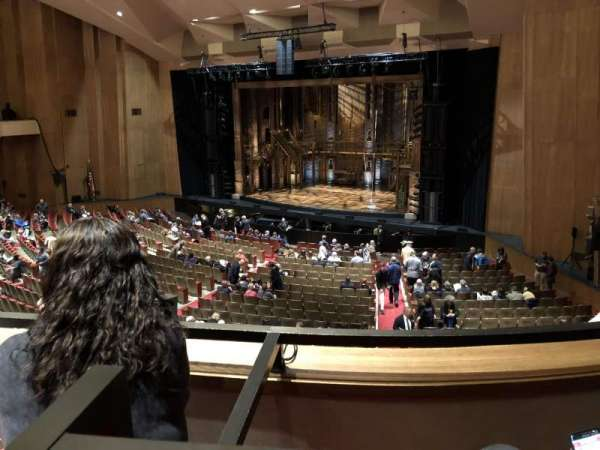 Keller Auditorium, secção: Box 12, fila: 2