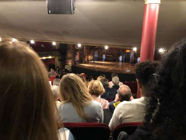 CIBC Theatre, secção: Dress Circle RC, fila: G, lugar: 240
