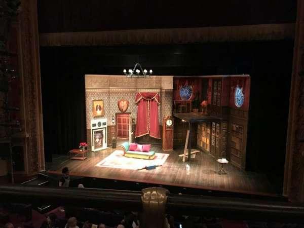 Lyceum Theatre (Broadway), secção: Mezzanine C, fila: A, lugar: 102