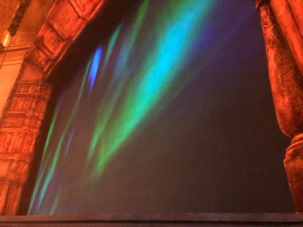 St. James Theatre, secção: OrchR, fila: A, lugar: 10