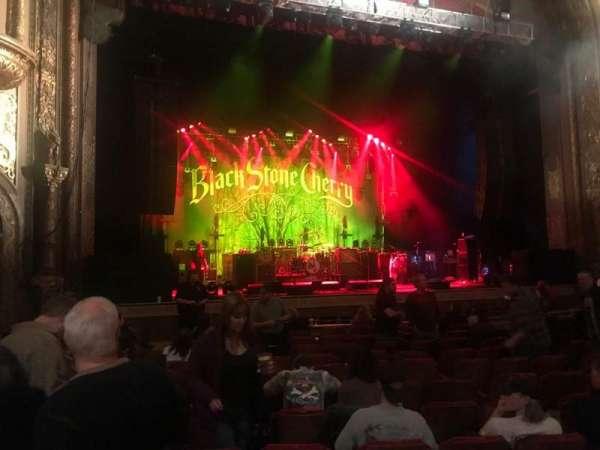 Landmark Theatre (Syracuse), secção: ORC LC, fila: N, lugar: 127