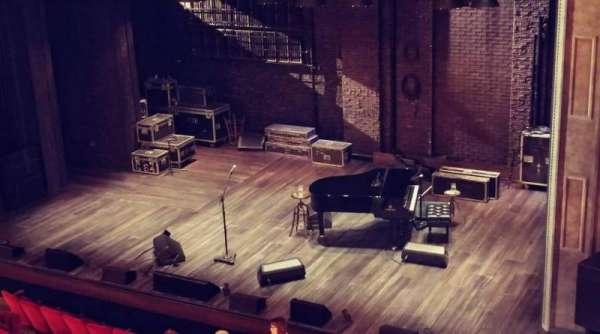 Walter Kerr Theatre, secção: Mezz, fila: E, lugar: 14