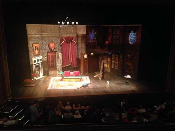 Lyceum Theatre (Broadway), secção: Mezzanine C, fila: A, lugar: 110