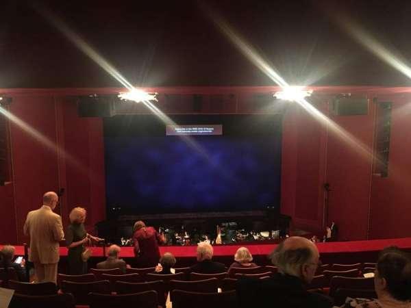 The Kennedy Center Opera House, secção: Tier 1 C, fila: G, lugar: 213