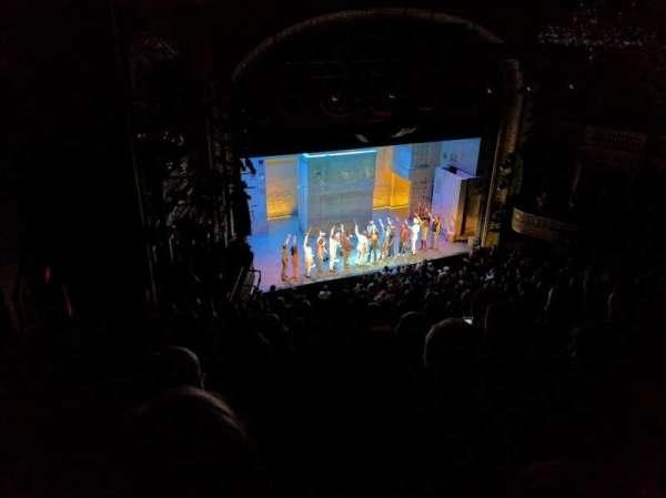 Ethel Barrymore Theatre, secção: Rear Mezzanine L, fila: F, lugar: 25