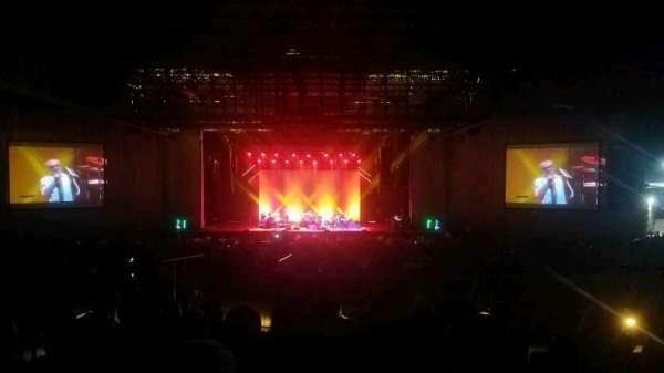PNC Music Pavilion, secção: 12, fila: G, lugar: 30
