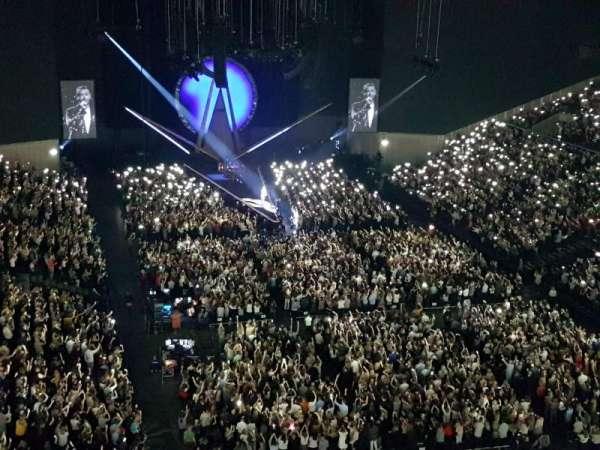 Royal Arena, secção: 311, fila: 16, lugar: 282