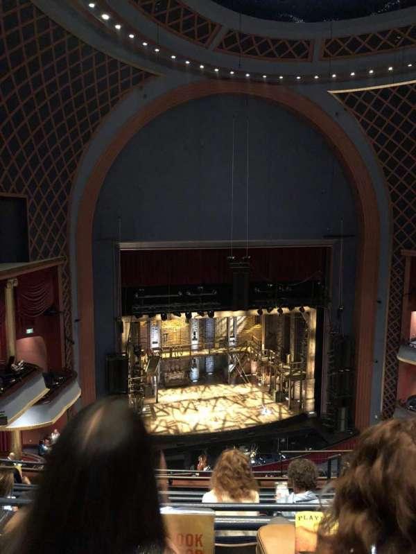 Sarofim Hall, secção: Mezzanine Left, fila: E