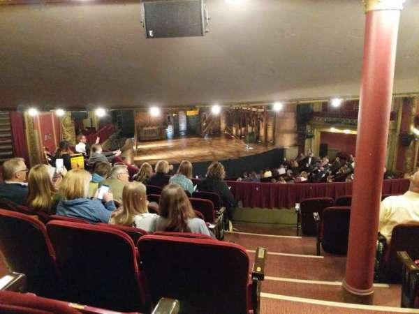 CIBC Theatre, secção: Dress Circle L, fila: G, lugar: 1and3