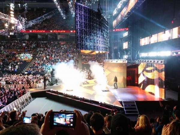 Scotiabank Arena, secção: 117, fila: 12, lugar: 12