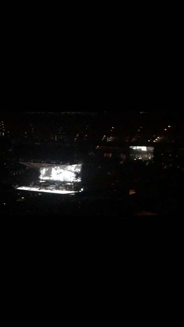 TD Garden, secção: Bal 305, fila: 1