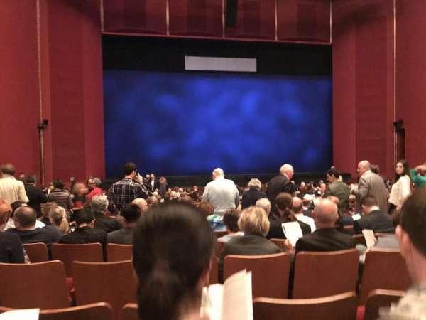 The Kennedy Center Opera House, secção: Orchestra, fila: Y, lugar: 126