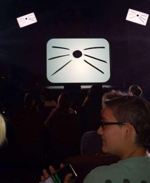 Dolby Theatre, secção: Orchestra Center, fila: C, lugar: 11