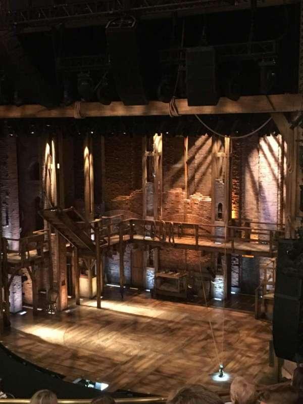 CIBC Theatre, secção: Mezzanine R, fila: F, lugar: 16