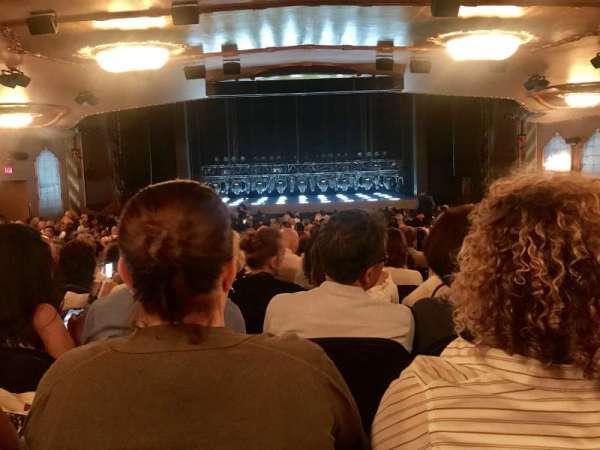 Lunt-Fontanne Theatre, secção: Orchestra, fila: WW, lugar: 106