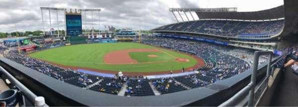 Busch Stadium, secção: 254, fila: 15, lugar: 6
