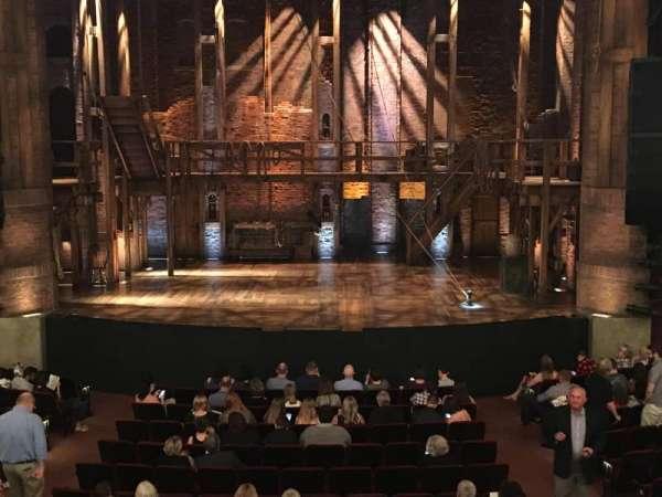 CIBC Theatre, secção: Dress Circle C, fila: A, lugar: 207
