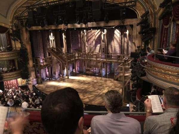 Richard Rodgers Theatre, secção: Front Mezzanine R, fila: C, lugar: 22