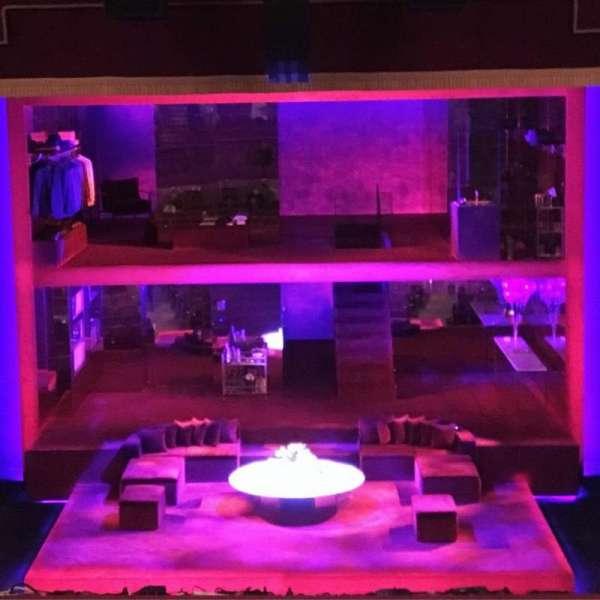 Booth Theatre, secção: Mezzanine C, fila: C, lugar: 108
