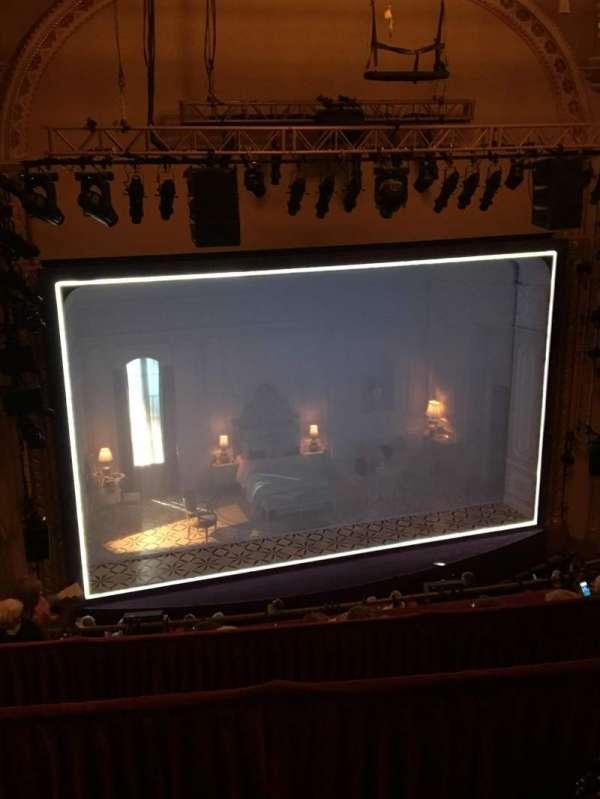 John Golden Theatre, secção: RMezz, fila: C, lugar: 119