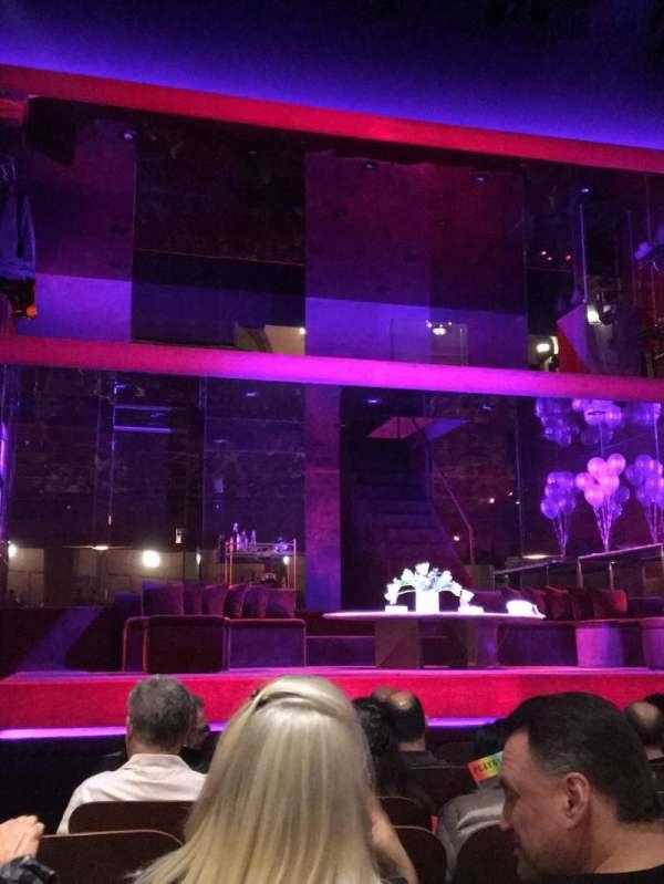 Booth Theatre, secção: Orchestra C, fila: E, lugar: 102