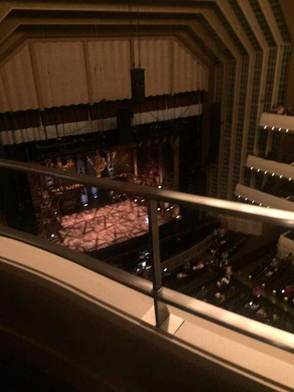 Reynolds Hall at The Smith Center, secção: Balcony, fila: 102, lugar: 102
