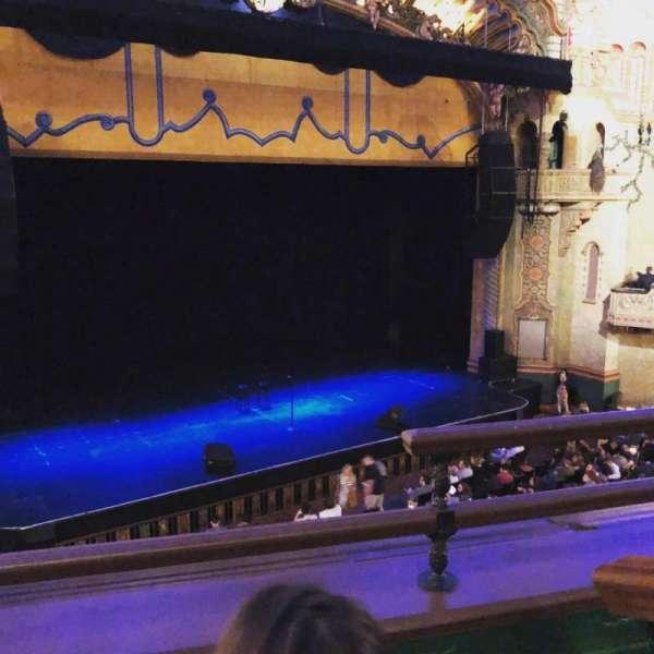 Majestic Theatre - San Antonio, secção: Starlight Suite L3, fila: G1, lugar: GA