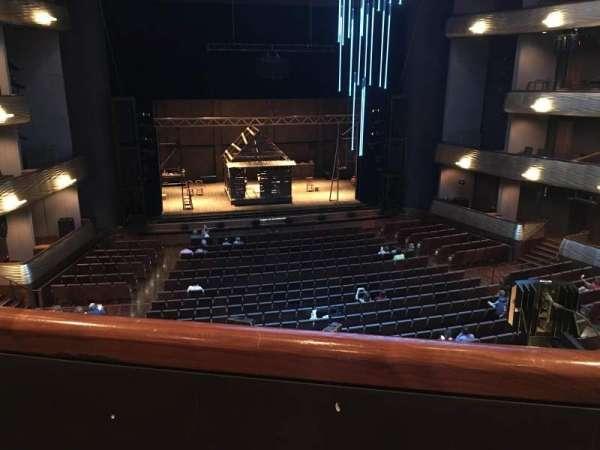 Winspear Opera House, secção: Mezzanine C, fila: A, lugar: 19