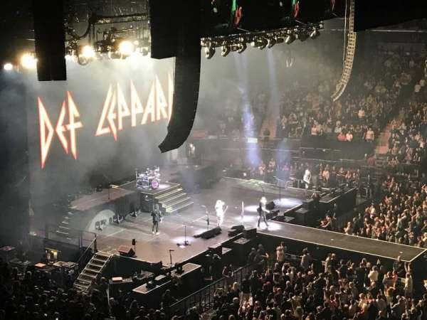 Madison Square Garden, secção: 225, fila: 10, lugar: 10