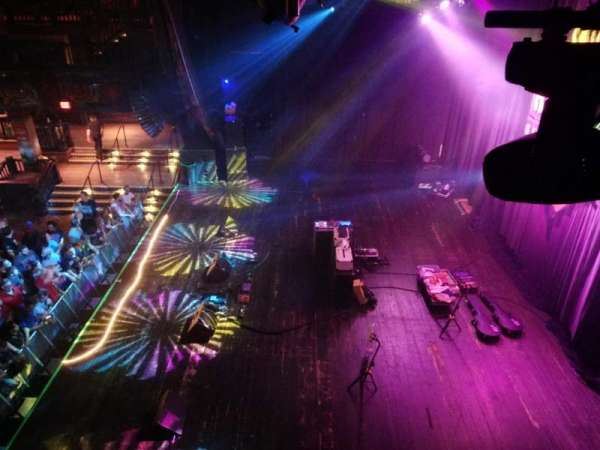 House Of Blues - Orlando, secção: VIP opera box