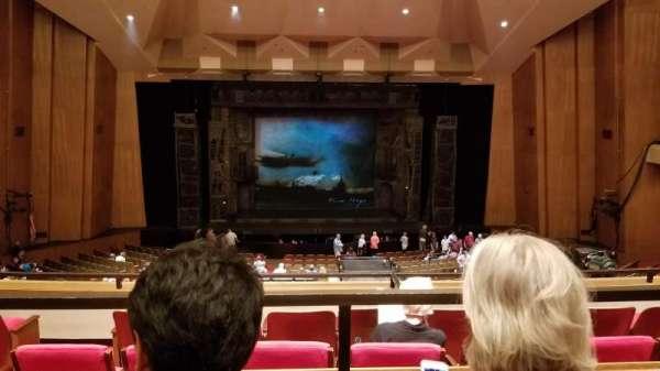 Keller Auditorium, secção: 1st Balcony C, fila: B, lugar: 8