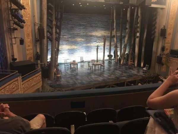 Gerald Schoenfeld Theatre, secção: Mezzanine L, fila: D, lugar: 9-11