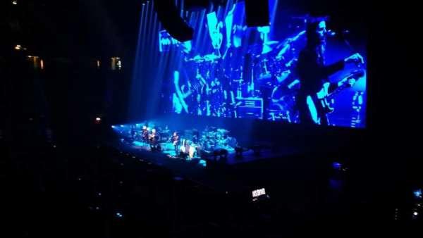 Manchester Arena, secção: 115, fila: N, lugar: 15