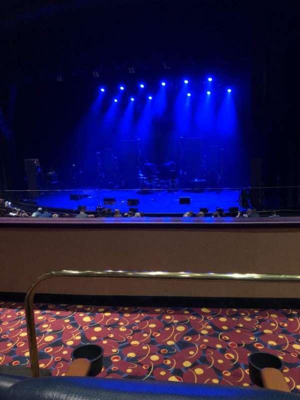 Harrah's Resort Atlantic City, secção: UPPER 2, fila: C, lugar: 621