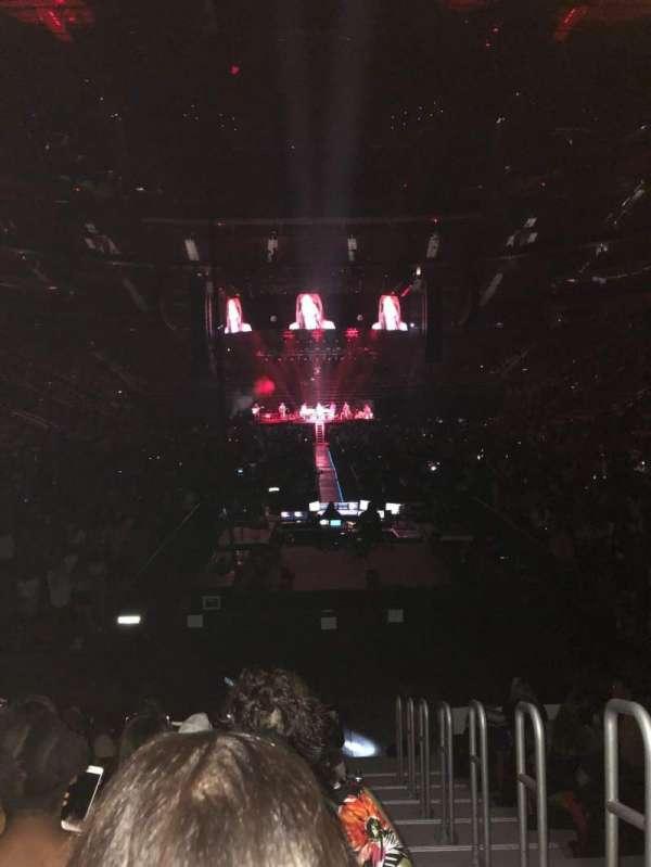 Little Caesars Arena, secção: 116, fila: 10, lugar: 1