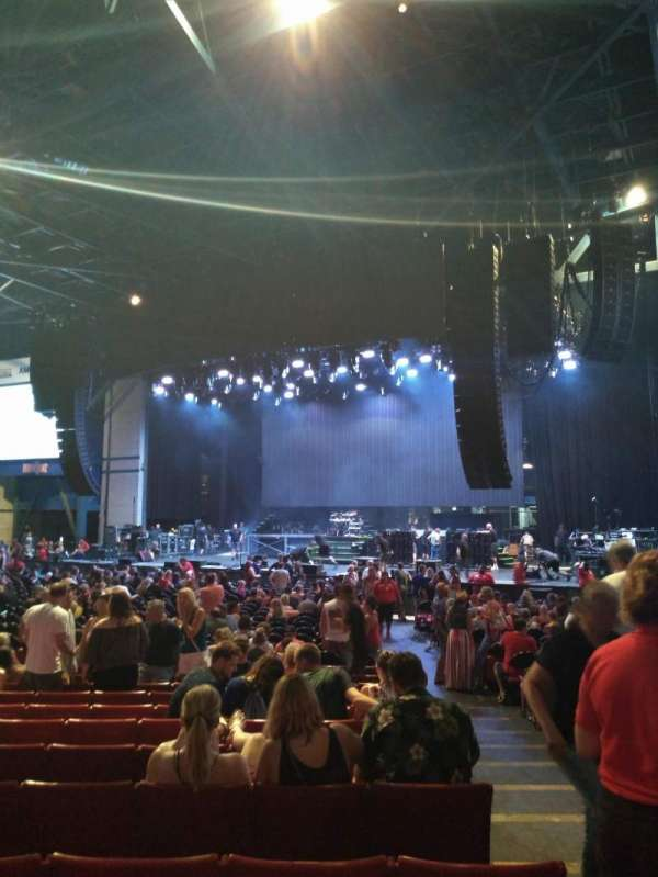 American Family Insurance Amphitheater, secção: 2, fila: Z, lugar: 1